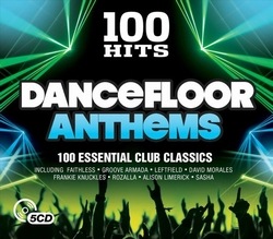 Dancefloor Anthems - 100 hits  CD5