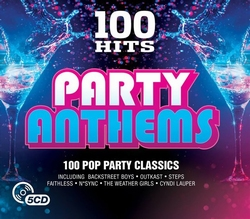 Party Anthems - 100 hits  CD5