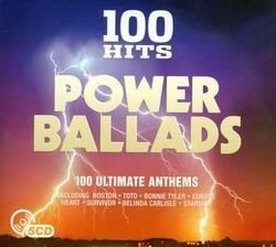 Power Ballads - 100 hits  CD5