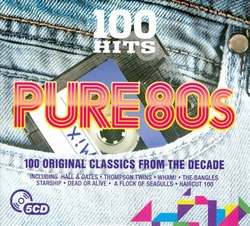 Pure 80's - 100 hits  CD5