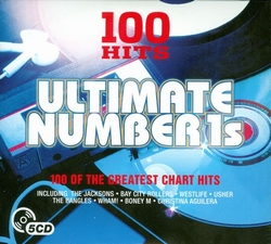 Ultimate Number 1's - 100 hits  CD5