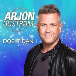 Arjon Oostrom - Doe 't Dan  CD-Single