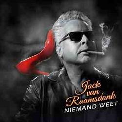 Jack van Raamsdonk - Niemand weet  CD-Single