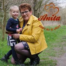 Anita - Want als je lacht  CD-Single