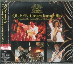 Queen - Greatest Karaoke Hits (Ltd Edit)  CD2