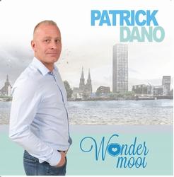 Patrick Dano - Wondermooi  CD-Single