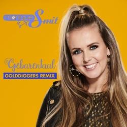 Monique Smit - Gebarentaal (Golddiggers Remix)  CD-Single