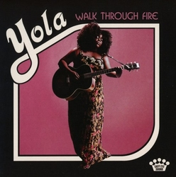Yola - Walk Through Fire  CD