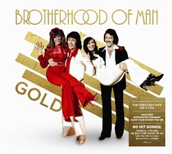 Brotherhood of Man - Gold   CD3