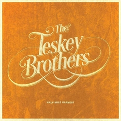 Teskey Brothers - Half Mile Harvest  CD