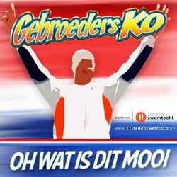 Gebroeders Ko - Oh Wat Is Dit Mooi  CD-Single
