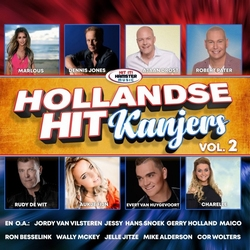 Hollandse Hit Kanjers Vol. 2   CD