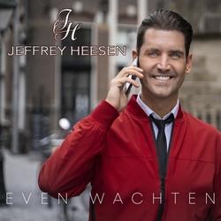 Jeffrey Heesen - Even Wachten  CD-Single