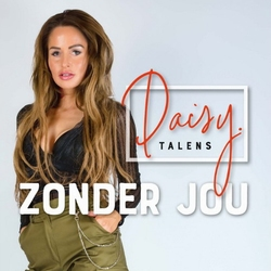 Daisy Talens - Zonder jou  CD-Single