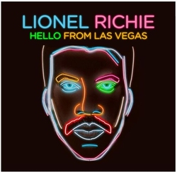 Lionel Richie - Hello From Las Vegas  DeLuxe  CD