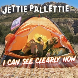 Jettie Pallettie - I Can See Clearly Now  CD-Single