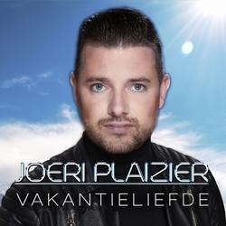 Joeri Plaizier - Vakantieliefde  CD-Single