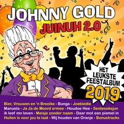 Johnny Gold - JUINUH 2.0  CD