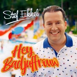 Stef Ekkel - Hey Badjuffrouw  CD-Single