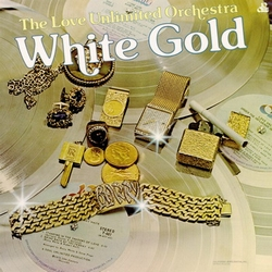 The Love Unlimited Orchestra - White Gold  LP