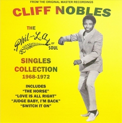 Cliff Nobles - The Singles Collection 1968-1972  CD