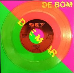 """Doe Maar - De Bom (Ltd 3track vinyl single)  7"""""""