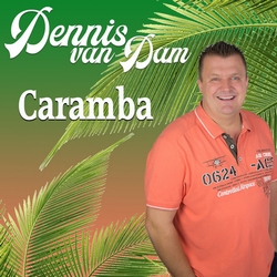 Dennis van Dam - Caramba  CD-Single