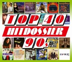 Top 40 Hitdossier 90's  CD5