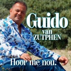 Guido van Zutphen - Hoor me nou  CD-Single