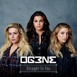 OG3NE - Straight To You   CD