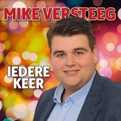 Mike Versteeg - Iedere keer  CD-Single