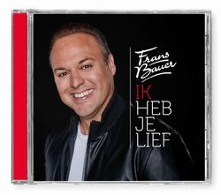 Frans Bauer - Ik heb je lief   CD
