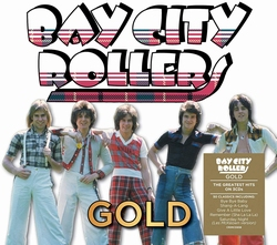 Bay City Rollers - Gold  CD3