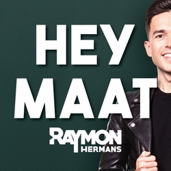 Raymon Hermans - Hey maat  CD-Single