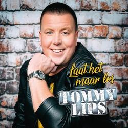 Tommy Lips - Laat het maar los  CD-Single