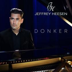 Jeffrey Heesen - Donker  CD-Single