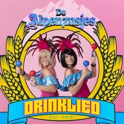 Alpenzusjes - Drinklied  CD-Single