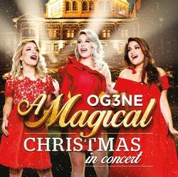OG3NE - Magical Christmas In Concert   DVD