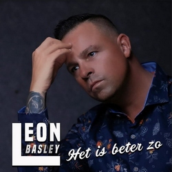 Leon Basley - Het is beter zo  CD-Single