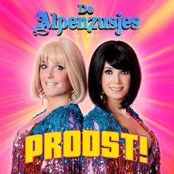 De Alpenzusjes - Proost  CD
