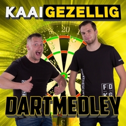 Kaaigezellig - Dartmedley  CD-Single