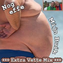 Nog Effe - Mijn buik (vette mix)  CD-Single