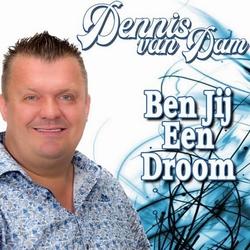 Dennis van Dam - Ben jij een droom  CD-Single
