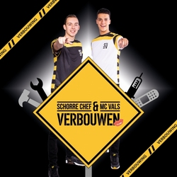 Schorre Chef & MC Vals - Verbouwen  CD-Single