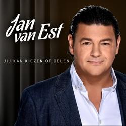 Jan Van Est - Jij Kan Kiezen Of Delen  CD-Single