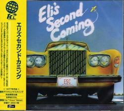Eli's Second Coming - Eli's Second Coming Ltd.  CD
