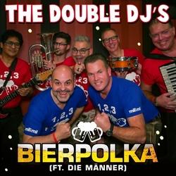 Double DJ's ft. Die Männer - Bierpolka  CD-Single