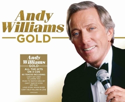 Andy Williams - Gold   CD3
