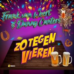 Frank van Weert & Danny Canters - Zo Tegen Vieren  CD-Single