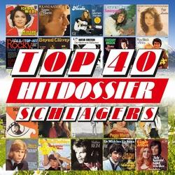 Top 40 Hitdossier Schlagers   CD4